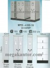 Brother MFB-4 BS18 (16 Compartments)